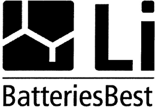 mark for LI BATTERIESBEST, trademark #79112607