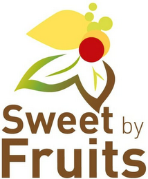 mark for SWEET BY FRUITS, trademark #79113519