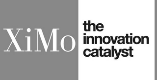 mark for XIMO THE INNOVATION CATALYST, trademark #79113584