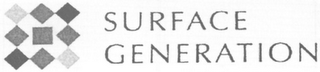 mark for SURFACE GENERATION, trademark #79113683