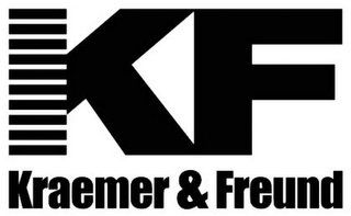 mark for KF KRAEMER & FREUND, trademark #79113972