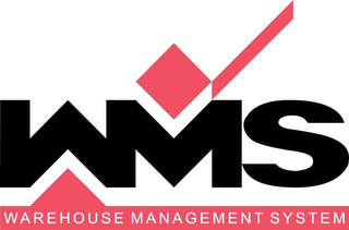 mark for WMS WAREHOUSE MANAGEMENT SYSTEM, trademark #79113977