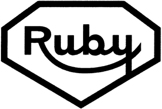 mark for RUBY, trademark #79114123