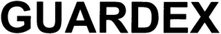 mark for GUARDEX, trademark #79114276