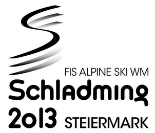 mark for FIS ALPINE SKI WM SCHLADMING 2013 STEIERMARK, trademark #79114285