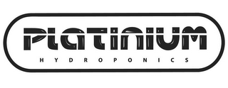 mark for PLATINIUM HYDROPONICS, trademark #79114294