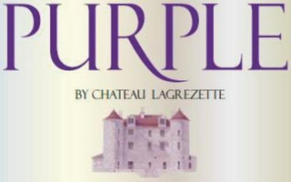 mark for PURPLE BY CHATEAU LAGREZETTE, trademark #79114396