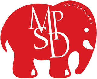 mark for MPSD SWITZERLAND, trademark #79114495