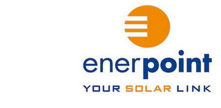 mark for ENERPOINT YOUR SOLAR LINK, trademark #79115189