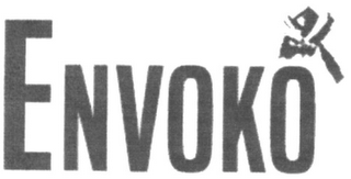 mark for ENVOKO, trademark #79115236