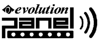 mark for EVOLUTION PANEL, trademark #79115319