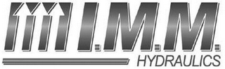 mark for I.M.M. HYDRAULICS, trademark #79115418