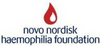 mark for NOVO NORDISK HAEMOPHILIA FOUNDATION, trademark #79115763