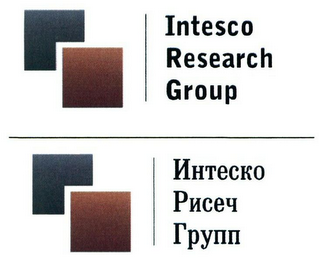 mark for INTESCO RESEARCH GROUP, trademark #79115918
