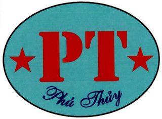 mark for PT PHU THUY, trademark #79116020