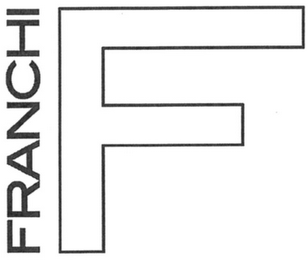 mark for FRANCHI F, trademark #79116045