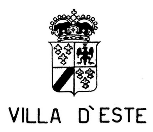 mark for VILLA D'ESTE, trademark #79116495