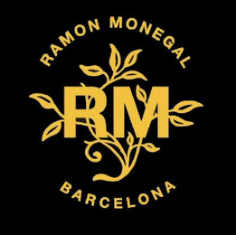 mark for RAMON MONEGAL RM BARCELONA, trademark #79117139