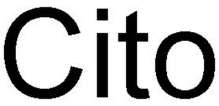 mark for CITO, trademark #79117304