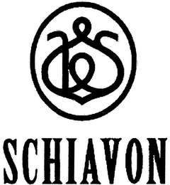 mark for AS SCHIAVON, trademark #79118358