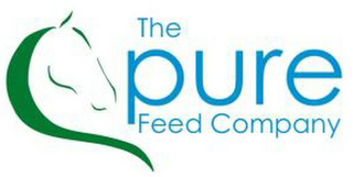 mark for THE PURE FEED COMPANY, trademark #79118561