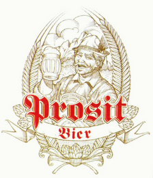 mark for PROSIT BIER, trademark #79118580
