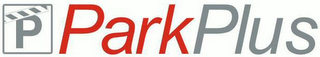 mark for P PARKPLUS, trademark #79118969