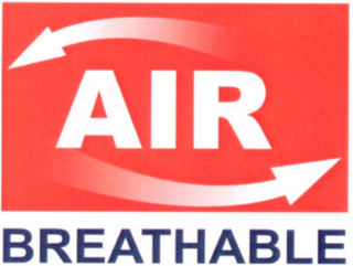mark for AIR BREATHABLE, trademark #79119691