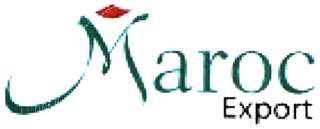 mark for MAROC EXPORT, trademark #79119755