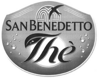mark for SAN BENEDETTO THE, trademark #79119861