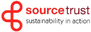 mark for SOURCE TRUST SUSTAINABILITY IN ACTION, trademark #79120133