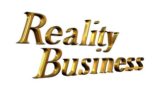 mark for REALITY BUSINESS, trademark #79120778