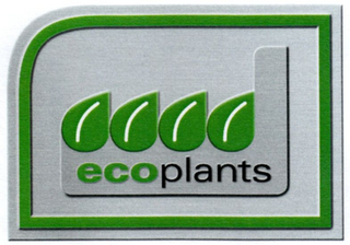 mark for ECOPLANTS, trademark #79121263