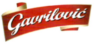 mark for GAVRILOVIC, trademark #79121354
