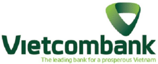mark for VIETCOMBANK THE LEADING BANK FOR A PROSPEROUS VIETNAM, trademark #79122626