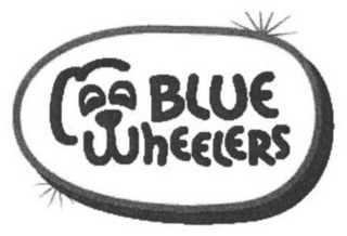 mark for BLUE WHEELERS, trademark #79123011