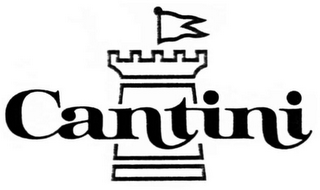 mark for CANTINI, trademark #79123267
