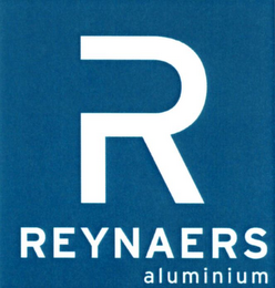 mark for R REYNAERS ALUMINIUM, trademark #79124220