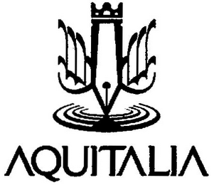 mark for AQUITALIA, trademark #79124659