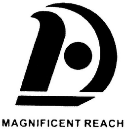 mark for MAGNIFICENT REACH, trademark #79125151