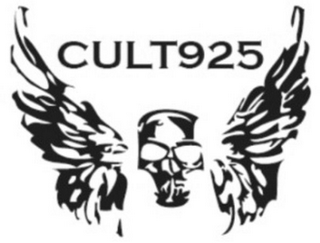 mark for CULT925, trademark #79125758