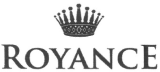 mark for ROYANCE, trademark #79127098