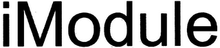 mark for IMODULE, trademark #79128384