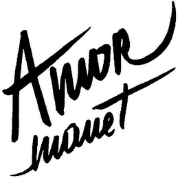 mark for AMOR MANET, trademark #79136018