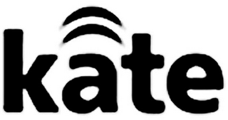 mark for KATE, trademark #79159741