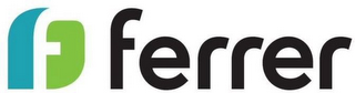 mark for F FERRER, trademark #79190079