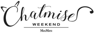 mark for CHATMISE WEEKEND MAXMARA, trademark #79203610