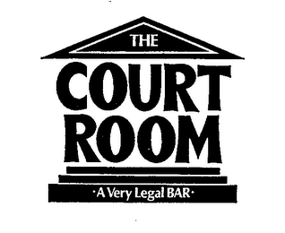 mark for THE COURT ROOM (PLUS OTHER NOTATIONS), trademark #81017185