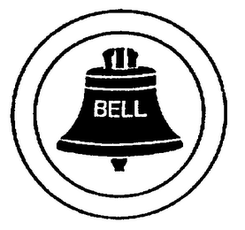 mark for BELL, trademark #81327683