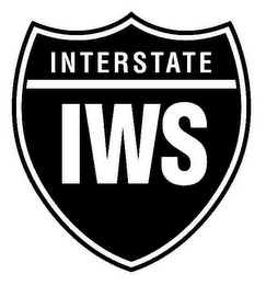 mark for INTERSTATE IWS, trademark #85000773